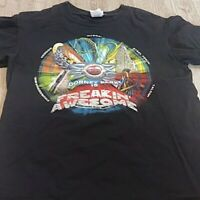 CEDAR POINT VIP WINDBREAKER Nylon Jacket Amusement Park Roller Coaster M L 3XL