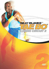 BILLY BLANKS ~ TAE BO CARDIO CIRCUIT 2 ~ DVD 2004 BRAND NEW