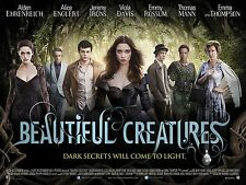 Beautiful Creatures - A3 Film Poster - FREE UK DELIVERY