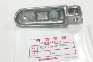 HONDA PEDANA ANTERIORE DX PER CB600-VFR800-CBR600-1000-VTR1000F   50612-MM5-000