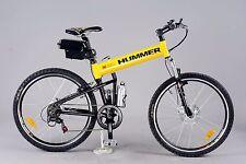 48V 500W 26 FRONT Wheel Electric Bicycle Motor Cycling E-Bike w/Battery 11ah Kit