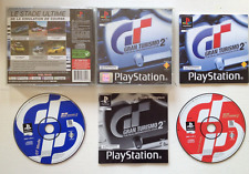 Gran Turismo 2 The Real Driving Simulator (complet) sur Playstation 1 PS1 PAL FR