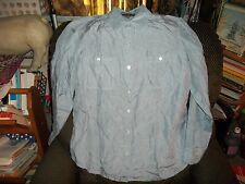 Ladies Tommy Bahama Silk Blouse Shirt Size Small