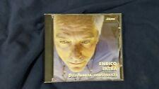 INTRA ENRICO - DISSONANZA - CONSONANZA. CD EDIZIONE MUSICA JAZZ