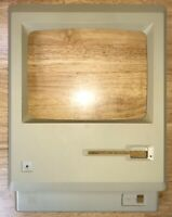 1984 Apple Macintosh FRONT CASE FACE PLATE Empty Housing for Mac M0001 128K 512K