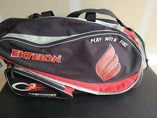 Racquetball Ektelon Club Bag Tote Big Bag Multi Pockets dufflebag Play With Fire