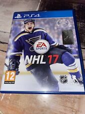 NHL 17 PS4 Playstation 4 Game