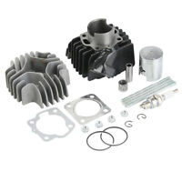 Cylinder Piston Gasket Head Top End Kit Fit For Suzuki JR50 1978-2006 05