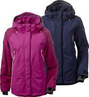 Didriksons Lara Womens Ski Jacket Waterproof Lightly Insulated