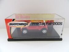 Matchbox Superfast BMW Mini Cooper S - Pre Toy Fair 2005 - Mint/Boxed