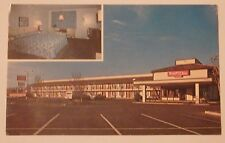 1970'S Photo Postcard Knights Inn 2688 Gateway Dr Anderson California