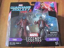 Marvel Legends serie Yondu & Star-Lord pack de 2