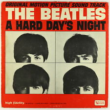 Beatles - A Hard Day's Night OST LP - United Artists Mono