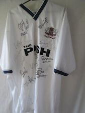 Peterborough United 2000-2001 Squad Firmado Lejos Camiseta De Fútbol Talla Grande/13913