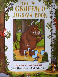 Brand New The Gruffalo Jigsaw Book
