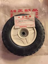 GENUINE Honda NOS 42700-960-010XC Lawnmower Wheel