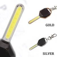 Mini COB LED Camping Flashlight Light Key Ring Keychain Torch Lamp Gracious