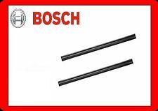 2x BOSCH Wendemesser Hobelmesser für Handhobel 82mm 40° scharf gerade Hartmetall