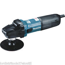 Ponceuse polisseuse à disque  1400W  Ø125 mm  - MAKITA - SA5040CJ