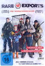 DVD + Rare Exports + Eine Weihnachtsgeschichte + Fantasy + Thriller + Ab 16 J.