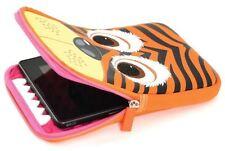 TAB Zoo Custodia Sleeve universale con supporto integrato per Tablet 8 pollici-TIGER