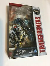 Transformers The Last Knight Premier Edition Deluxe Dinobot Slash Collection Toy