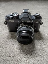 Nikon FM2N 35mm SLR Film Camera Bodyand Nikkor 50mm 1.8 lense