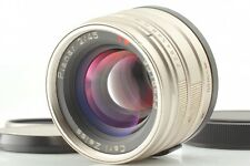 [Exc+++++] Contax Carl Zeiss Planar 45mm F/2 T * Lens AF for G1 G2 from JAPAN