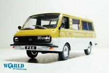 RAF 2907 (1979) Olympic Games 22 Minibus Scale 1 43 DeAgostini Diecast model van