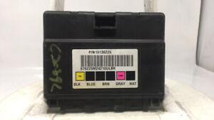 2003-2006 Gmc Yukon Body Control Module Bcu Bcm 10367690 22361