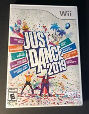 Just Dance 2019 (Wii) NEW