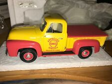 FIRST GEAR 1953 FORD F100 TRUCK SHELL ROAD SERVICE 1:34 J&E HOBBY