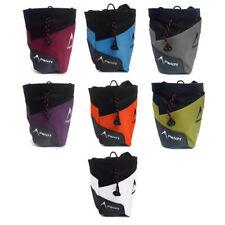 Psychi Premium Chalk Bag for Bouldering Rock Climbing with Waist Belt Storage