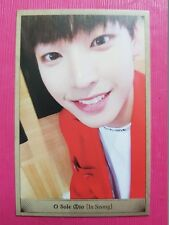 SF9 INSEONG IN Official PHOTOCARD #2 KNIGHTS OF THE SUN 3rd Album Photo Card 인성