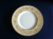 """Royal Worcester Hyde Park 6 1/8"""" side plate (very minor scratches)"""