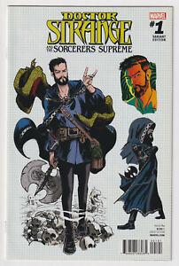 DR STRANGE & THE SORCERERS SUPREME #1 | 1:15 Design Variant | Demon Rider | NM