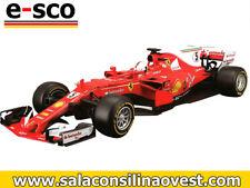 FERRARI F1 2017 SF70-H Sebastian Vettel #5 1:18 (BBURAGO  18-16805)