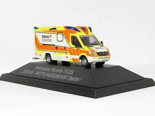 Rietze 68626 - Ambulanz Mobile Tigis Ergo 1:87 - DEHiG Berlin
