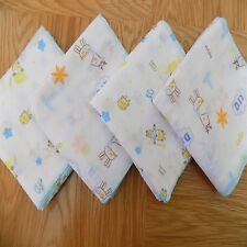Unbranded Cotton Baby Muslins Cloths