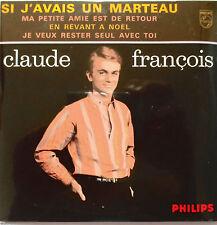 """CLAUDE FRANÇOIS - CD SINGLE """"EP"""" """"SI J'AVAIS UN MARTEAU"""" NEUF EDITION NUMÉROTÉE"""