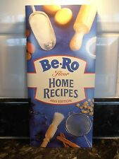 Be-Ro Home Baking Recipe Book 40th Edition. New. FREE UK POSTAGE.
