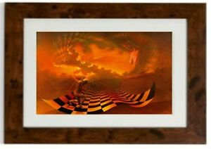 Solar Offering Framed print by Stephen Pearson.