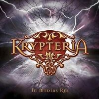 "KRYPTERIA ""IN MEDIAS RES"" CD NEU"