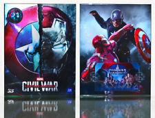 CAPTAIN AMERICA: Civil War [Blu-ray] 2-DISC, Ltd 1350 (STEELBOOK), A1~ FULL SLIP