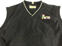 Keebler Elves Windbreaker Jacket VTG Mens XL Sleeveless Golf Casual Elf Cookies