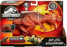 Jurassic World Roarivores Metriacanthosaurus Toy Dinosaur Figure With Sound