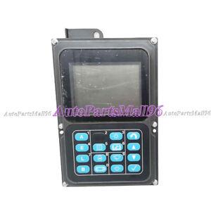 7835-12-1009 New Monitor Panel for Komatsu PC200LC-7 PC220-7 Excavator
