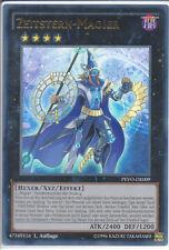 PEVO-DE009 Zeitstern-Magier    Ultra Rare 1.Auflage Neu