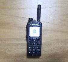 Motorola MTP850 TETRA Digital radio, HAM band 380-440 MHz