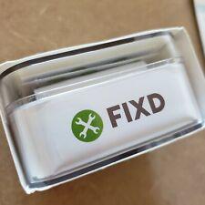 FIXD OBD-II ACTIVE CAR HEALTH MONITOR ENGINE CODE READER DIAGNOSTIC SCANNER TOOL